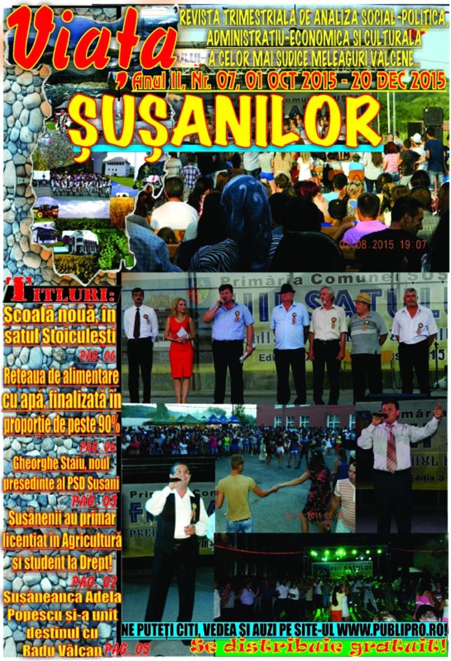 Revista Viata Susanilor Nr 07 _ 01